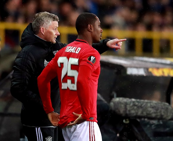 What Solskjaer Will Do With Man United Striker Odion Ighalo This Season