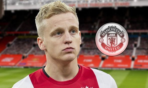 Why Donny Van De Beek Will End Up Sitting On The Bench At Man United