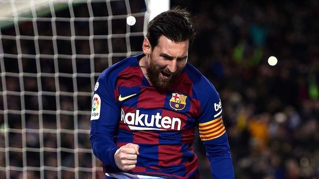 Lionel Messi Remains Barcelona Captain