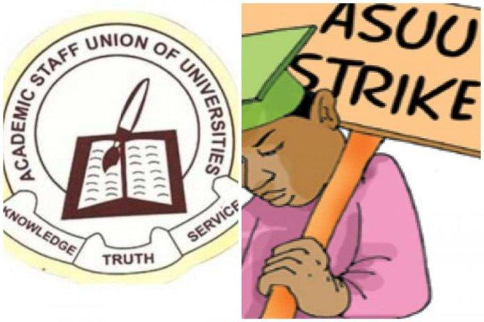 FG Offers ASUU N65Billion To End Strike