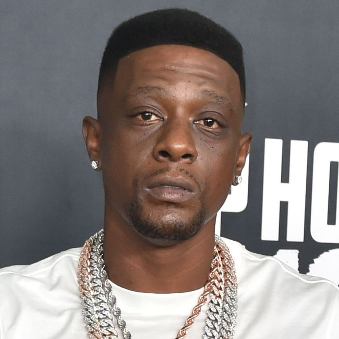 American Rapper Boosie Badazz Shot In The Leg During Confrontation In Dallas