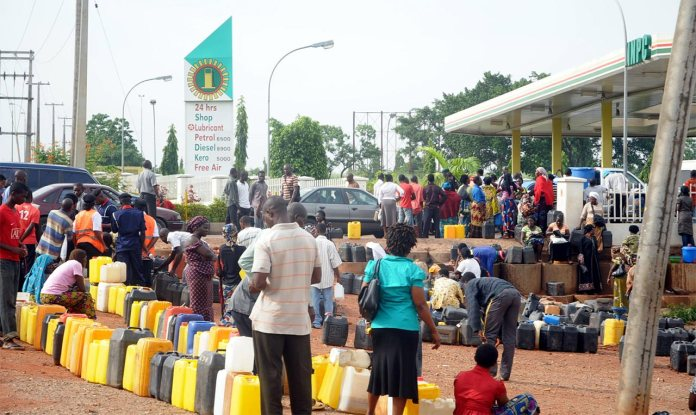 BREAKING: Petrol Scarcity Soon To Hit Nigeria As Oil Workers Down Tools
