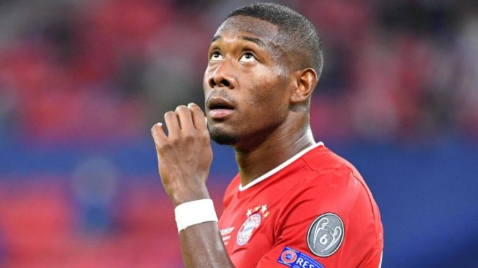 Klopp Unimpressed As David Alaba Is Offered To Real Madrid