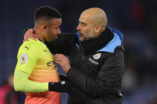 Man City's Transfer Window Plans Change Over Gabriel Jesus