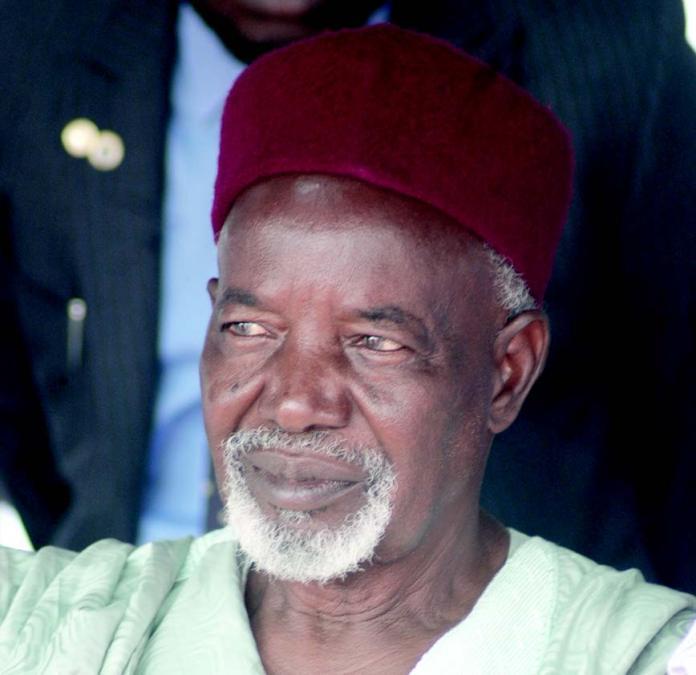 BREAKING: Balarabe Musa Is Dead