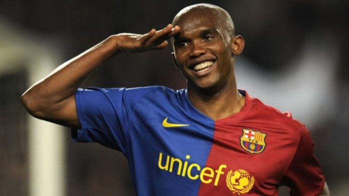 Samuel Eto'o, Former Barcelona Star Involved In Car Crash