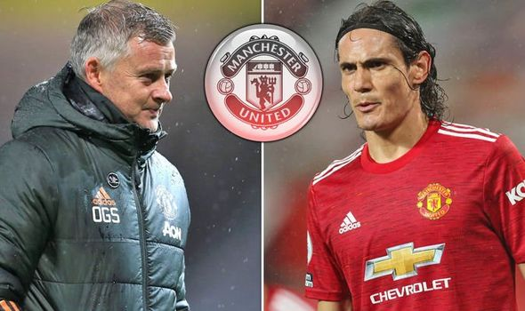 Solskjaer Gets Perfect Opportunity To Start Cavani Against West Brom