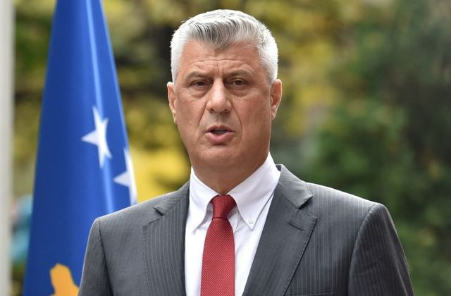 Kosovo President Thaci Resigns, Set To Face Trial For War Crimes