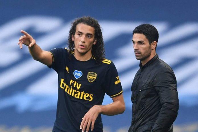 Why Arteta Won't Let Matteo Guendouzi Play For Arsenal Ever Again Revealed