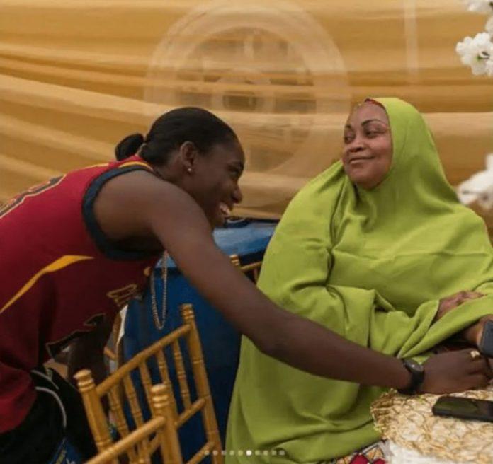 Asisat Oshoala Confirms Mother's Death
