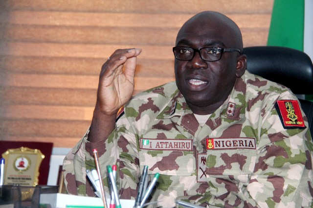 New Chief Of Army Staff Attahiru Was Sacked For Boko Haram Failure And Inefficiency