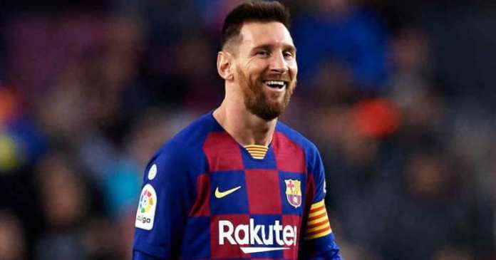 Messi To Earn £170,000 A Week From Barca Until 2025 Even After Leaving