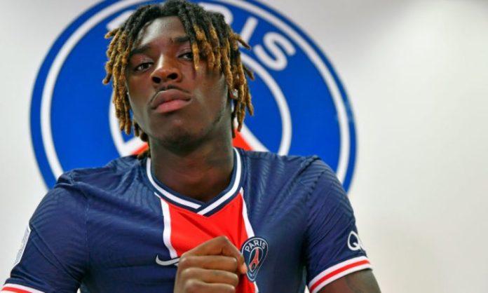 PSG Set To Make Moise Kean Loan Transfer Permanent In £31m Deal