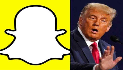 Like Twitter Snapchat Bans President Trump Permanently