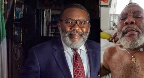President Buhari's Appointee, Willy Amadi Caught In Sex Scandal Tape