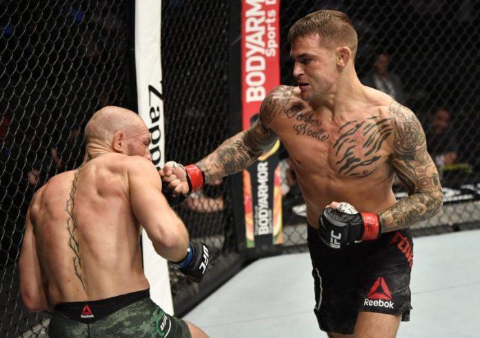 McGregor Bags 6-month Medical Suspension After Poirier Defeat