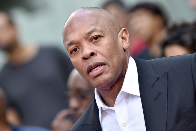 Dr. Dre Rushed To The Hospital After Suffering Brain Aneurysm
