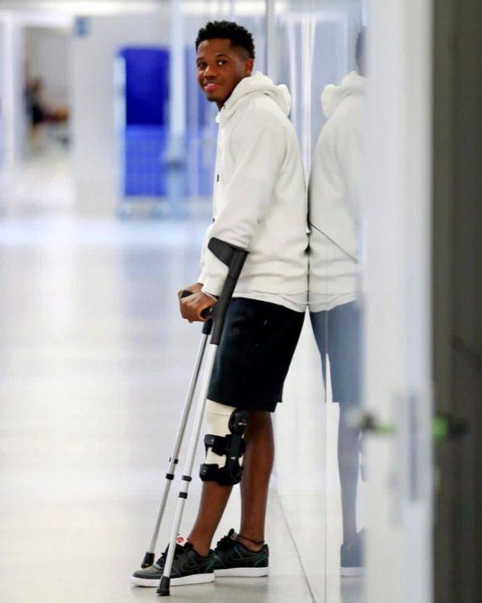 Ansu Fati, Barcelona Wonder Kid May Need Another Knee Surgery