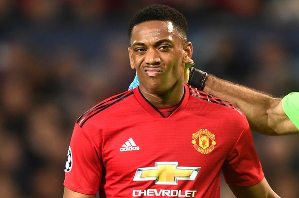 Anthony Martial Involved In Security Issue With Man United