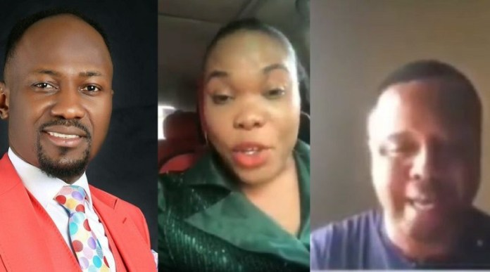 Mike Davids Slaps Apostle Suleman With A N2Bn Lawsuit