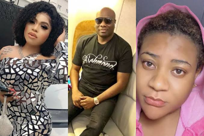 Mompha Questions Bobrisky, Nkechi Blessing's Mental Health After Feud