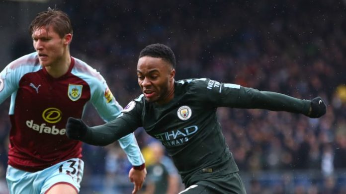Burnley Vs Man City: Confirmed Lineups Out