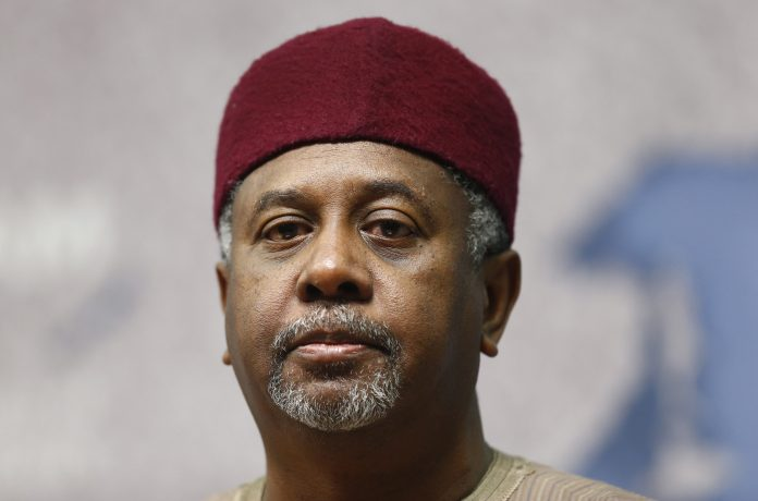 Second Defendant's Absence Stall Dasuki's Trial After He Tested Positive For COVID