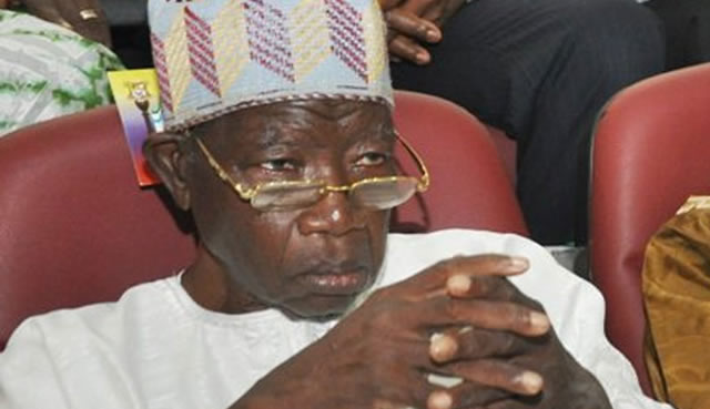 Lateef Jakande, First Civilian Governor Of Lagos Is Dead