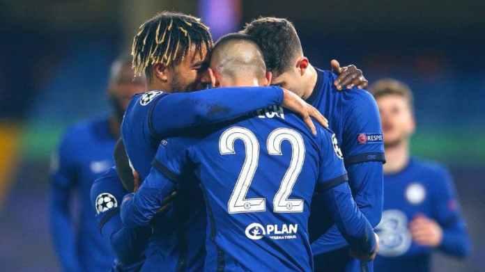 Chelsea breeze past Atletico into Champions League quarter-final