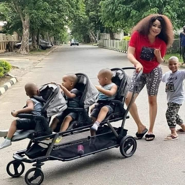 FFK's estranged wife, Precious Chikwendu vows to continue to fight for the custody of their children, Promises to expose lies
