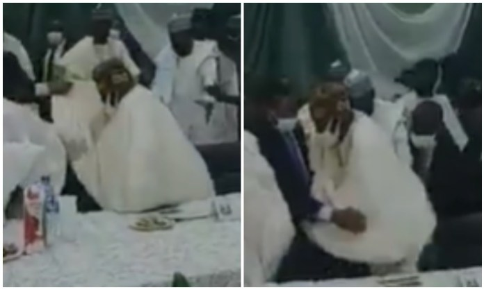 BREAKING: Bola Tinubu's State Of Health After 'Accidental' Stumble, Inside Story (Video)