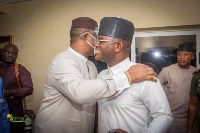 Fani-Kayode to Yahaya Bello: You are an Idiot, accursed slave (Throw Back)