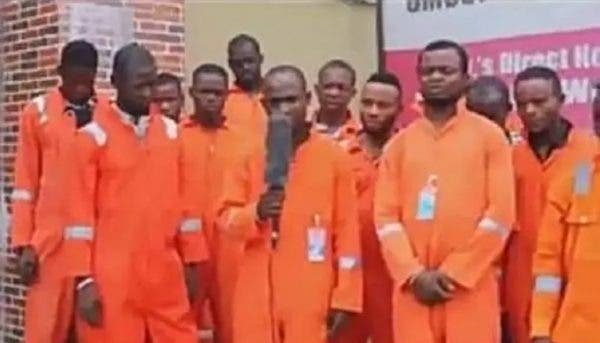 8 Repentant militants, kidnappers Turn To Pastors