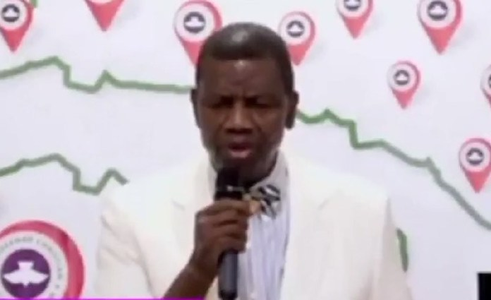 ''Whatever We Have Is Given To Us By God'' Pastor Adeboye Reacts To Son's Death