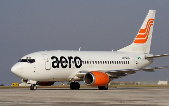 Aero Contractors Receives Award As The Worst Airline Ever, As Nigerians Decry FAAN Activities