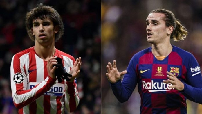 Barcelona To Use Griezmann In Swap Deal To Land Felix