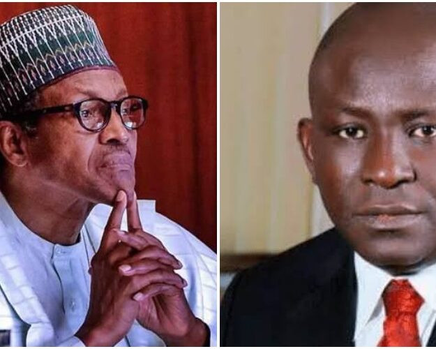 President Buhari Distances Self From 'Son In-law' Declared Wanted For $65m Fraud