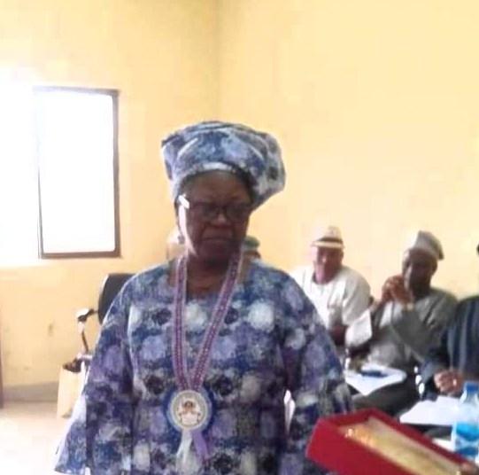 Nigeria's National Pledge Author, Felicia Adebola Adedoyin Is Dead