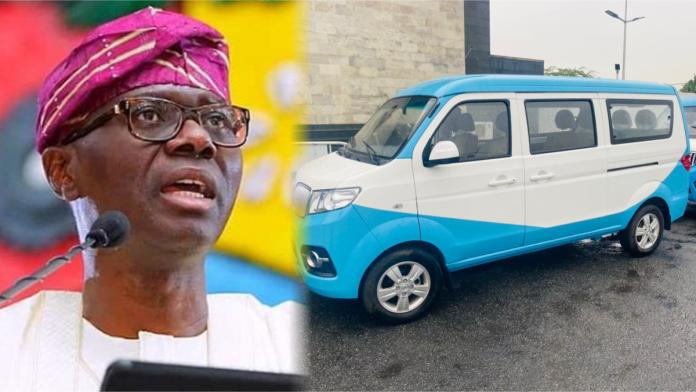 Gov. Sanwo-Olu Of Lagos Banishes Okada, Keke Names 'Last Mile' As Replacement