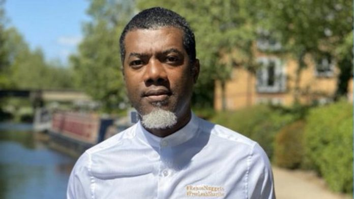 Reno Omokri Reportedly Abandons Wife In US, Welcomes New Baby With UK Based Lover