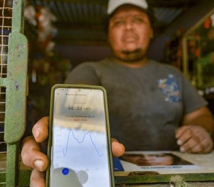 El Salvador Approves Bitcoin As Legal Tender