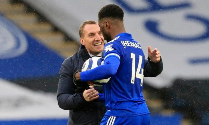 Leicester City Carries Out Big Coup Against Iheanacho