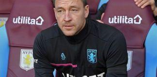 John Terry Steps Down As Aston Villa Assistant Coach