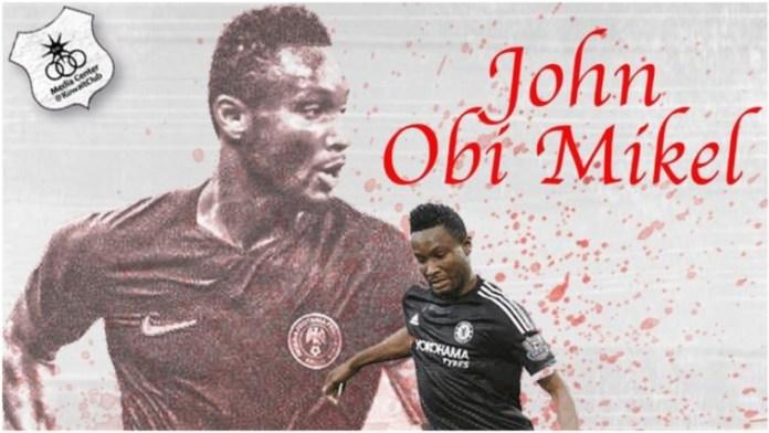 Mikel Obi Dumps Stoke City For Kuwait Sporting Club