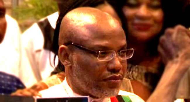 Why Nnamdi Kanu Was Absent In Court
