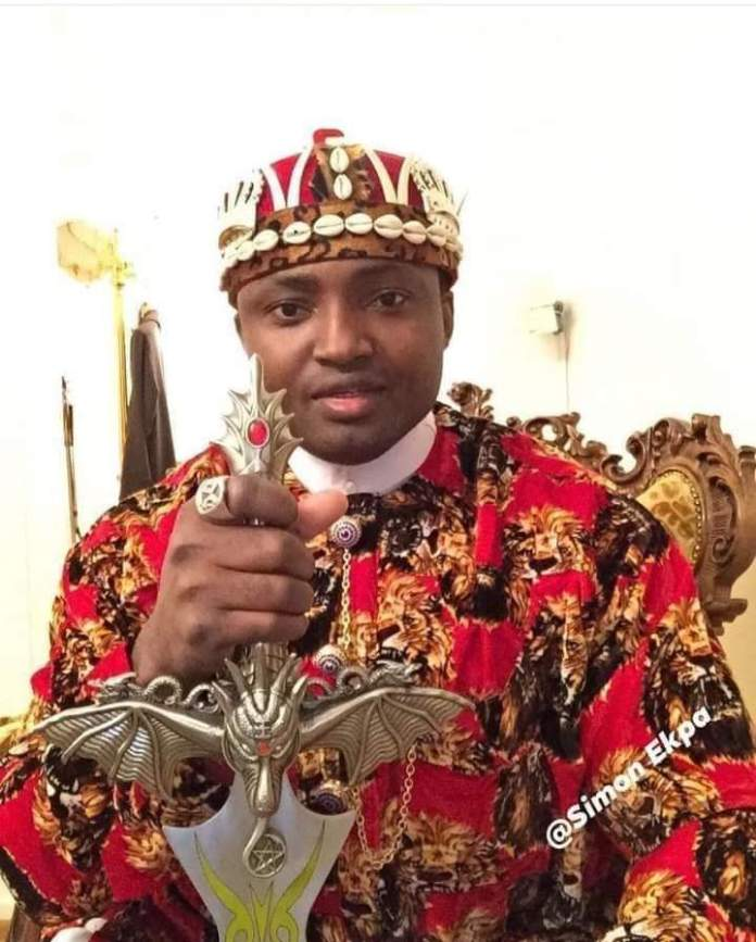 IPOB Sacks Simon Ekpa As Nnamdi Kanu's Replacement At Radio Biafra