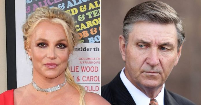 Britney Spears' Father Jamie Steps Down As Her Conservator