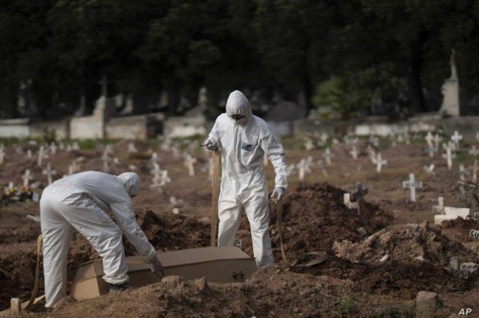 NIGERIA: COVID-19 Strikes 93 Dead, New Cases Fall Sharply