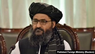Taliban Co-founder Mullah Baradar Returns To Afghanistan For The First Time In 20 Years