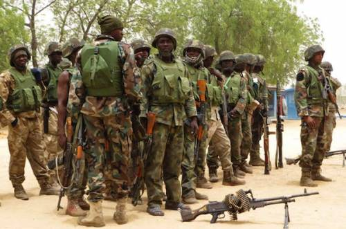 54 Soldiers Jailed For Demanding Better Arms